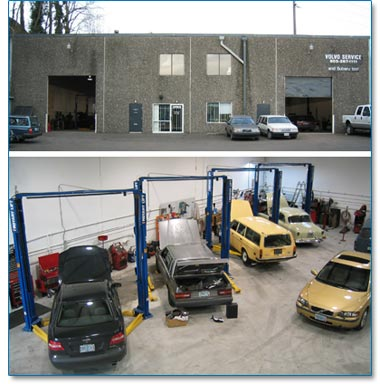 Portland Volvo Repair Shop - Vol-Tech